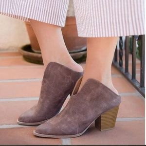 Shoes - Nutmeg Bootie